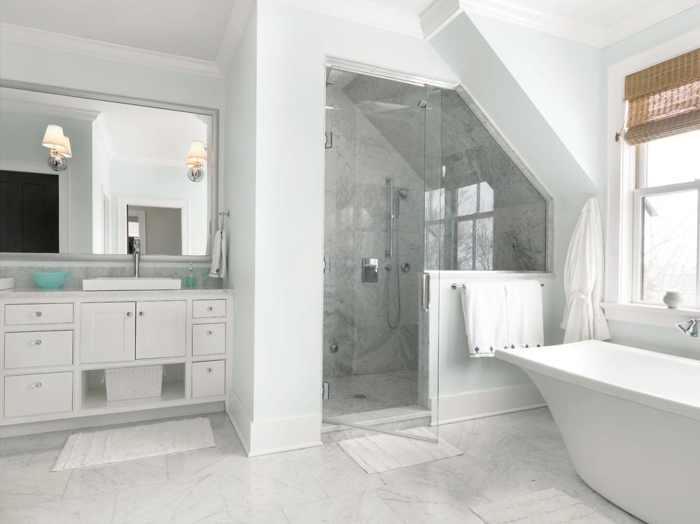 How To Clean Carrara Marble Bathroom