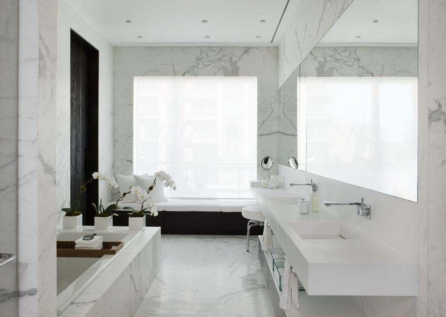 Carrara Marble Timeless Luxury For